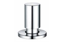 Ручка клапана автомата хромированная полированная латунь Blanco - фото 12497
