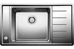 Blanco ANDANO XL 6 S-IF Compact нерж.сталь с зеркальной полировкой чаша слева - фото 11874