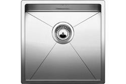 Blanco ZEROX 400-U нерж.сталь зеркальная полировка с отв. арм. InFino - фото 12014