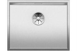 Blanco ZEROX 500-IF нерж.сталь Durinox с отв. арм. InFino - фото 12073