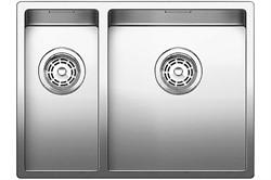 Blanco CLARON 340/180-IF (чаша справа) нерж.сталь зеркальная полировка с отв. арм. InFino - фото 12431