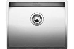 Blanco CLARON 450-U нерж.сталь зеркальная полировка с отв. арм. InFino - фото 12456