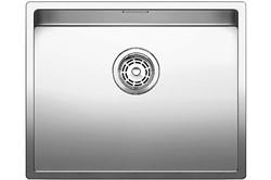 Blanco CLARON 500-U нерж.сталь зеркальная полировка с отв. арм. InFino - фото 12461