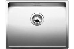 Blanco CLARON 550-U нерж.сталь зеркальная полировка с отв. арм. InFino - фото 12466