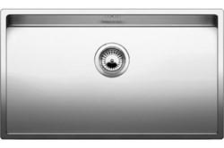 Blanco CLARON 700-U нерж.сталь зеркальная полировка с отв. арм. InFino - фото 12474