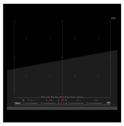 Teka IZF 68600 MSP BLACK - фото 16428