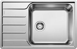 Blanco LEMIS XL 6S-IF Compact полированная нерж.сталь с клапаном-автоматом - фото 20417