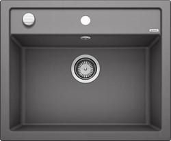 Blanco DALAGO 6 SILGRANIT темная скала с клапаном-автоматом - фото 20969