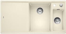 Blanco AXIA III 6 S SILGRANIT жасмин чаша справа, разделочный столик ясень c кл.-авт. InFino - фото 21290
