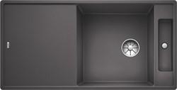 Blanco AXIA III XL 6 S SILGRANIT темная скала, доска стекло c кл.-авт. InFino - фото 21377