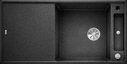 Blanco AXIA III XL 6 S SILGRANIT антрацит, разделочный столик ясень c кл.-авт. InFino - фото 21385