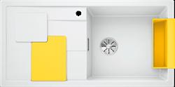 Blanco SITY XL 6 S SILGRANIT белый аксессуары лимон - фото 22129