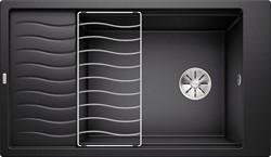 Blanco ELON XL 8 S SILGRANIT антрацит с кл.-авт. InFino - фото 22878