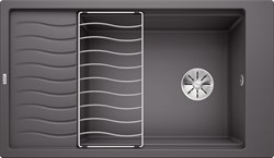 Blanco ELON XL 8 S SILGRANIT темная скала с кл.-авт. InFino - фото 22884