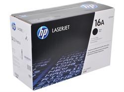 Картридж HP 16A черный q7516a - фото 7614