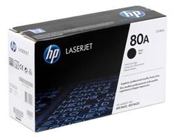 Картридж HP 80A черный [cf280a] - фото 7615