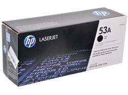Картридж HP 53A черный [q7553a] - фото 7617