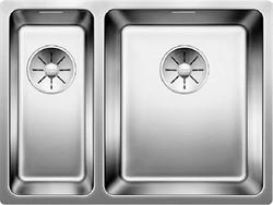 Blanco ANDANO 340/180-U нерж.сталь зеркальная полировка с отв. арм. InFino, правая - фото 9129
