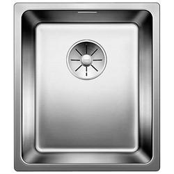 Blanco ANDANO 340-U нерж.сталь зеркальная полировка с отв. арм. InFino - фото 9140
