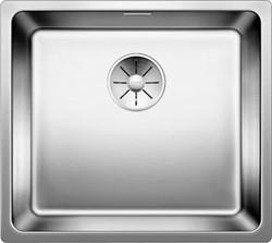 Blanco ANDANO 450-U нерж.сталь зеркальная полировка с отв. арм. InFino - фото 9182