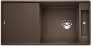 Blanco AXIA III XL 6 S SILGRANIT кофе, доска стекло c кл.-авт. InFino