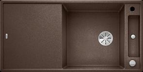Blanco AXIA III XL 6 S SILGRANIT кофе, разделочный столик ясень c кл.-авт. InFino